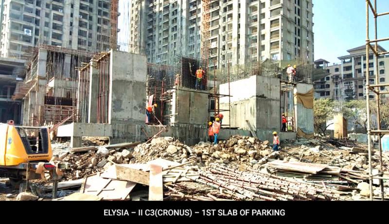 Images for Construction Status of Nyati Elysia II