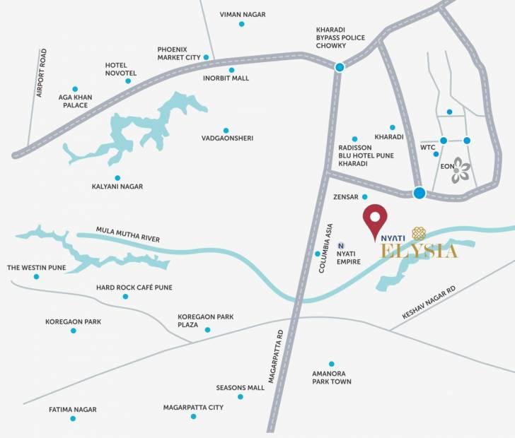 Images for Location Plan of Nyati Elysia II
