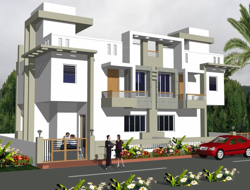 Images for Elevation of Hiramani Alok City