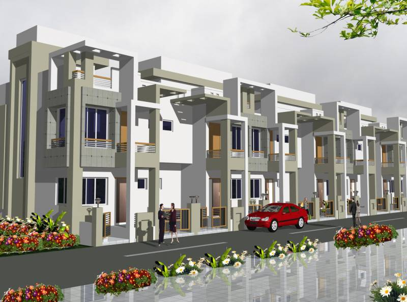 Images for Elevation of Hiramani Alok City