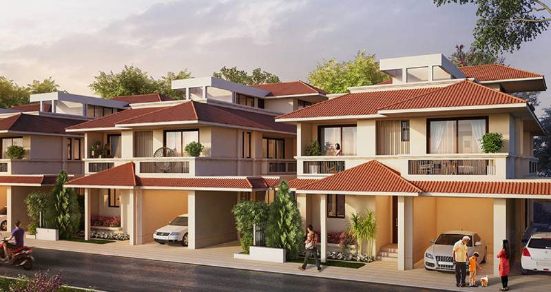 Images for Elevation of Adarsh Tranqville