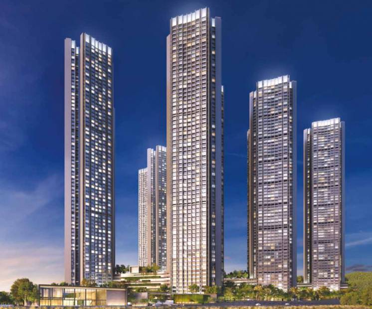 Images for Elevation of Oberoi Sky City Tower E