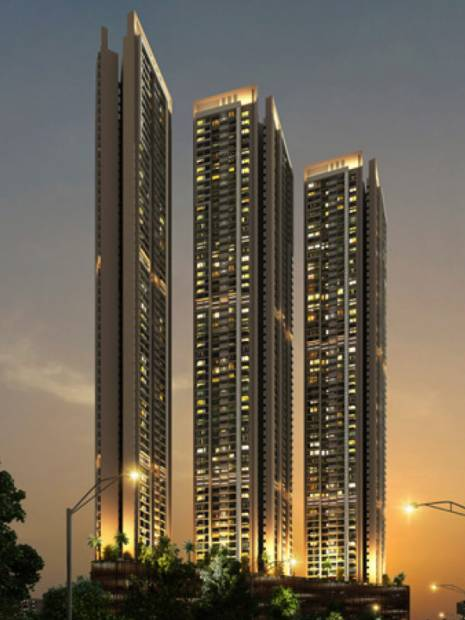 Images for Elevation of SD Siennaa Wing A