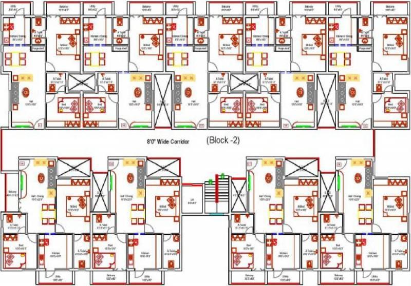 Images for Cluster Plan of JMJ Sunrise Harmony