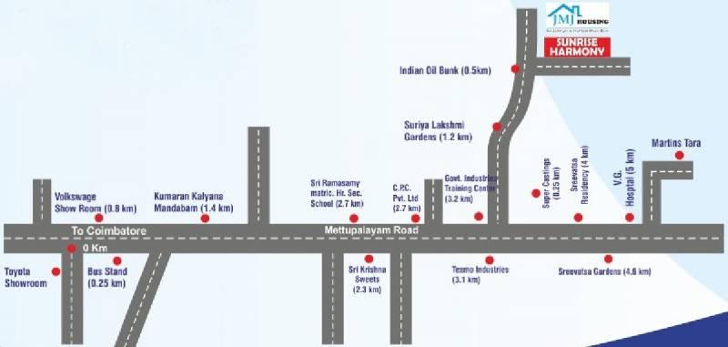Images for Location Plan of JMJ Sunrise Harmony