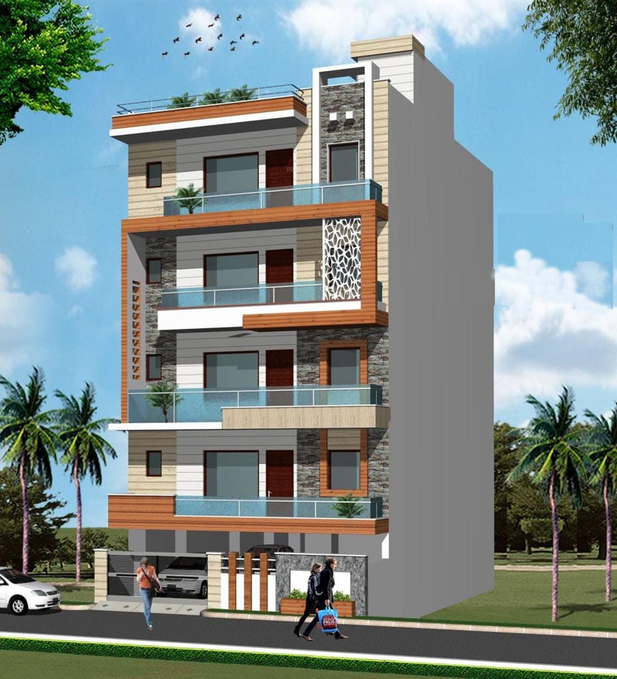 Lord Krishna Royal Floors 4 In Sector 42 Faridabad