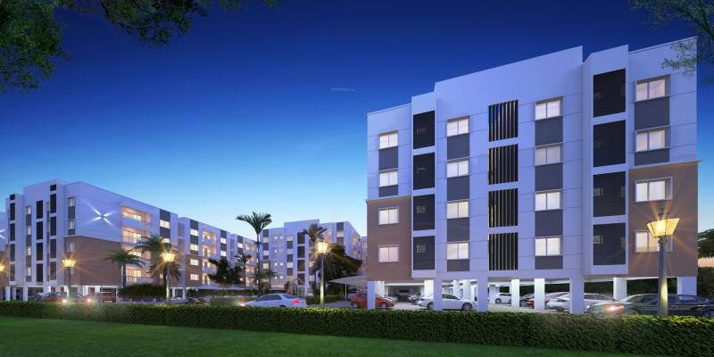 Images for Elevation of Disha Courtyard