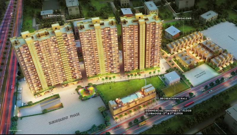 Images for Elevation of Runal Gateway Phase II