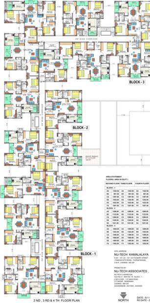 Images for Cluster Plan of Nu Tech Kamalalaya