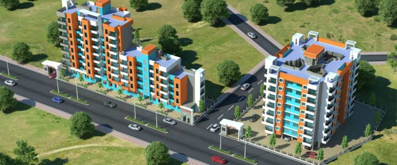 Images for Elevation of Singh Sai Crystal B Wing