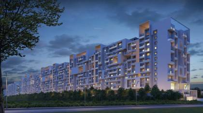Images for Elevation of Rohan Ananta Phase I
