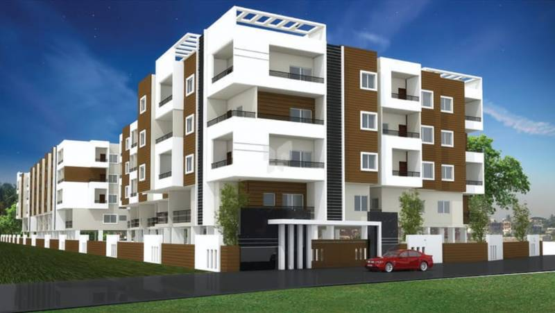 Images for Elevation of Kiera Orchid Apartment