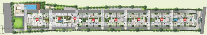 Images for Layout Plan of Rohan Ananta Phase II