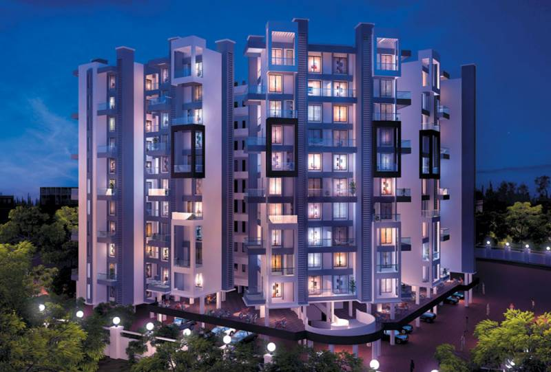 Images for Elevation of Bunty Mayur Kilbil Phase II Wing D1 Part IV