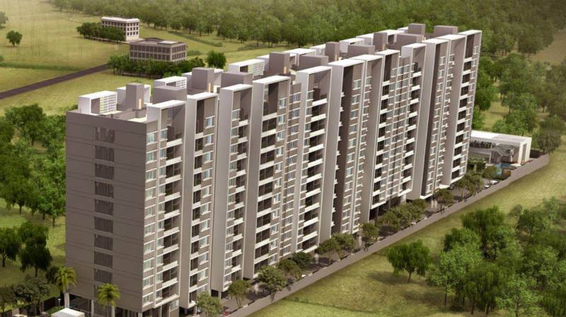 Images for Elevation of Nivasa Aarambh C D And E Building