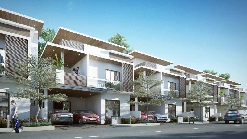 Images for Elevation of Abhee Prakruthi Villa