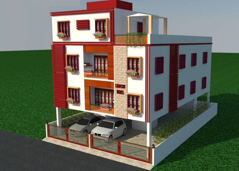 Images for Elevation of Karan Simpcon Home