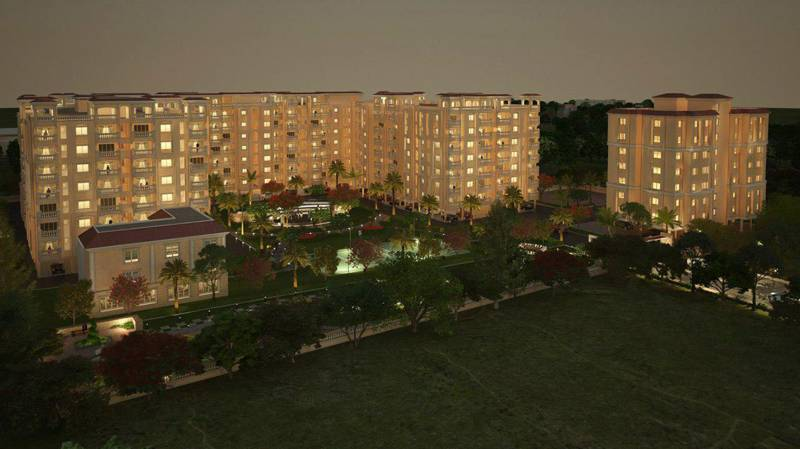 Images for Elevation of Lakshmi Bharat Residency
