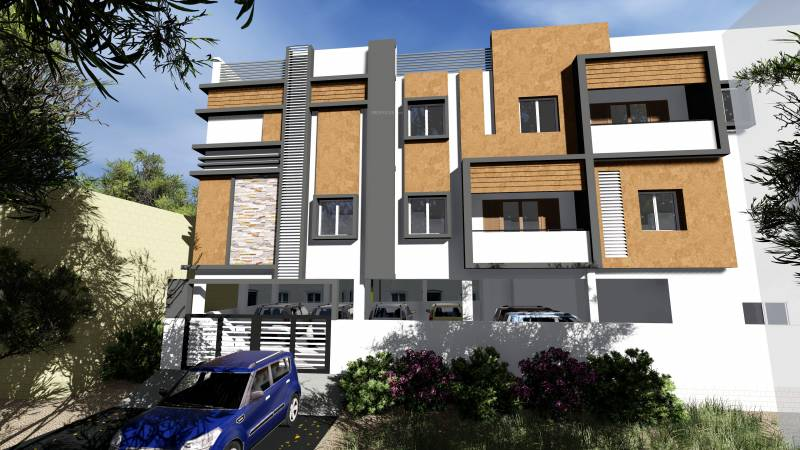 Images for Elevation of Vishnu INBA Flats