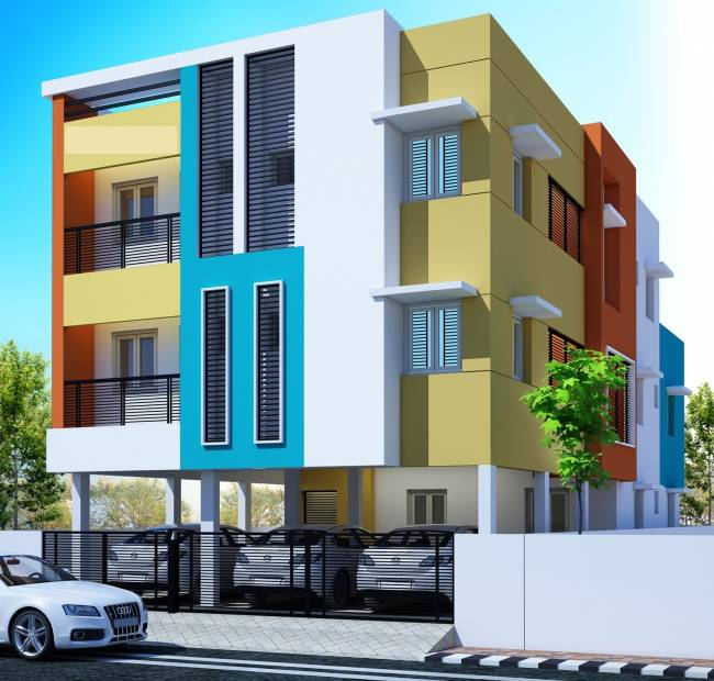 Images for Elevation of Vishnu SV Homes