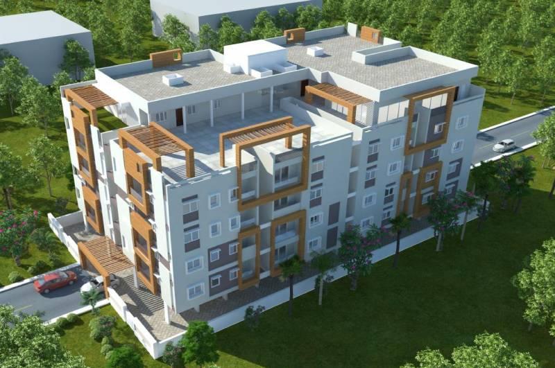 Images for Elevation of Jai Bharathi Mansion