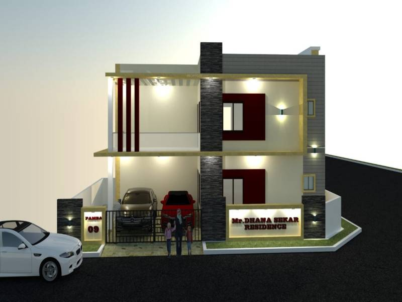 Images for Elevation of Sathish Sri Sai Avenue