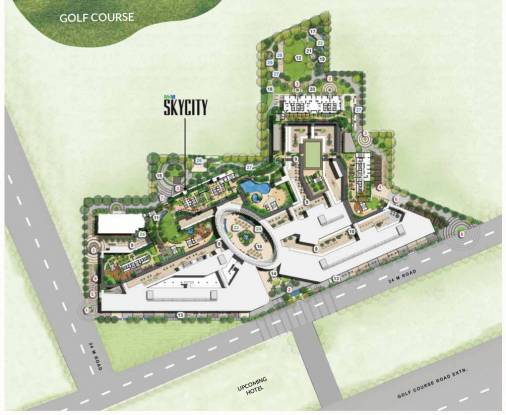 skycity Master Plan