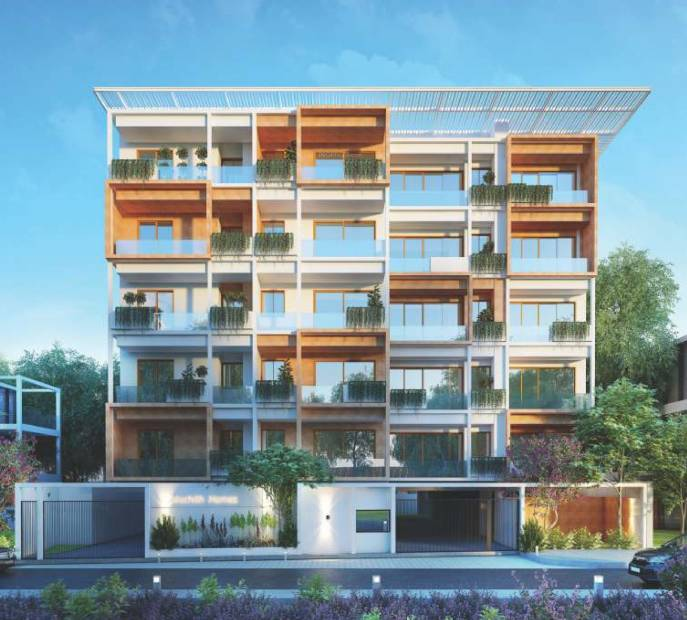 Images for Elevation of Nishchith Homes
