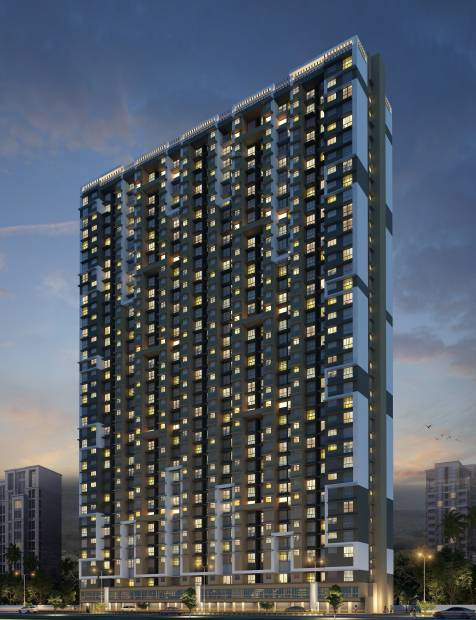 Images for Elevation of Chandak Next Wing A