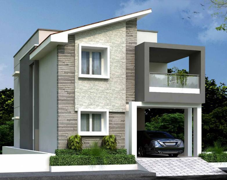 Images for Elevation of Dream Akshara Villas