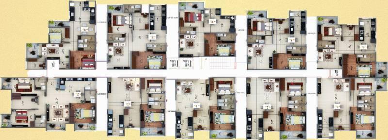 Images for Cluster Plan of AV6 Trayam
