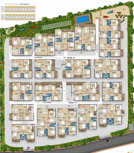 royale Cluster Plan