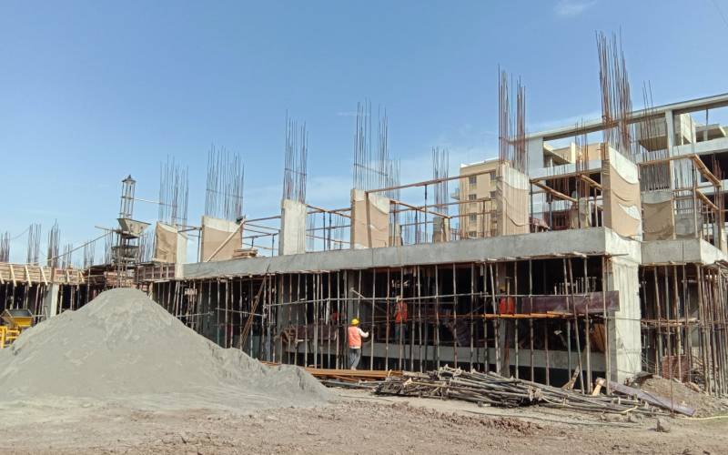 Images for Construction Status of Yashada Splendid Courtyard