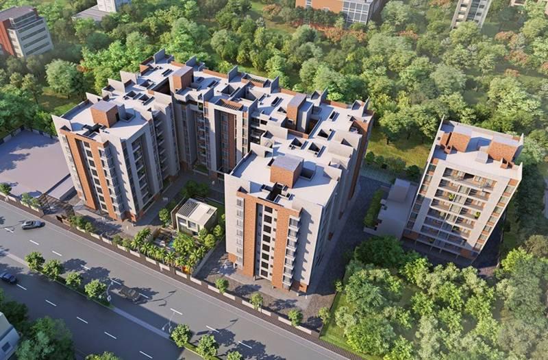 Images for Elevation of Yashada Splendid Courtyard