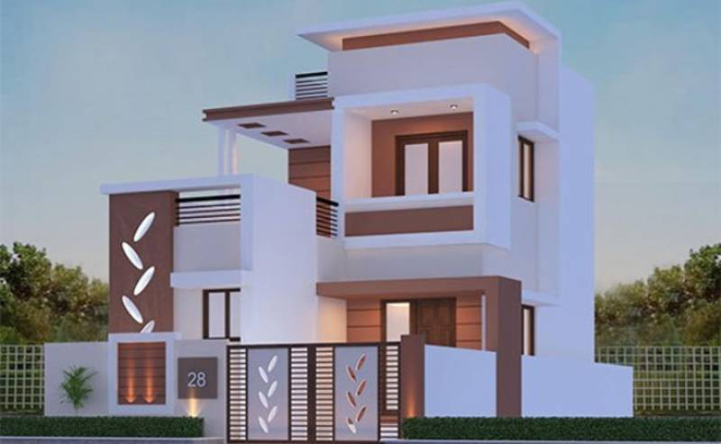 Images for Elevation of Castle Aadhira Arcade