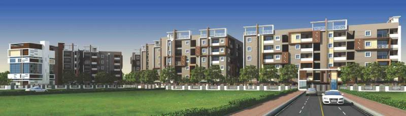 Images for Elevation of Jai Sri Devi Homes Khyathi