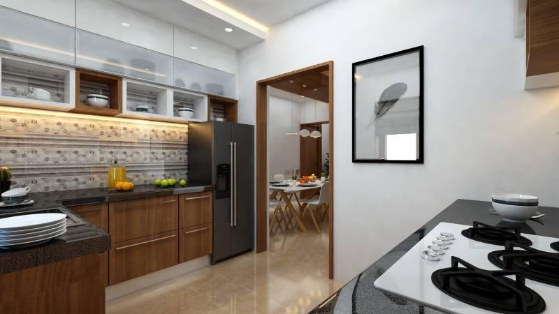 metro-urbano Kitchen