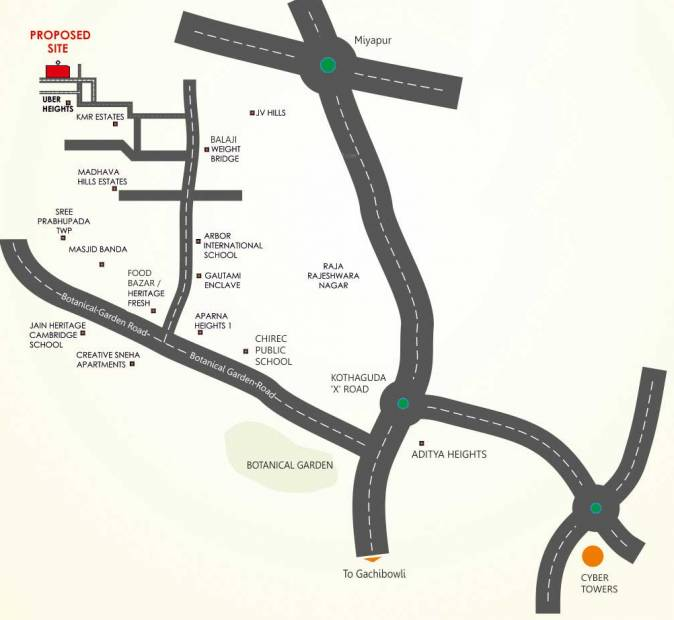 Images for Location Plan of Riddhi Riddhi Valentino