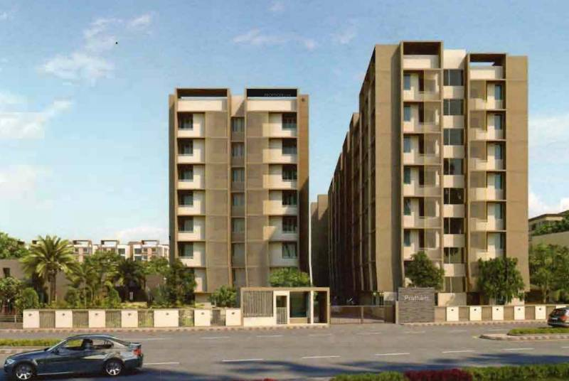 Images for Elevation of Aryanparv Pratham Residency