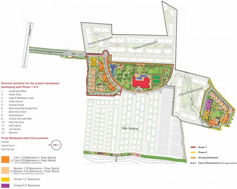 Images for Layout Plan of Ashiana Shubham Phase III