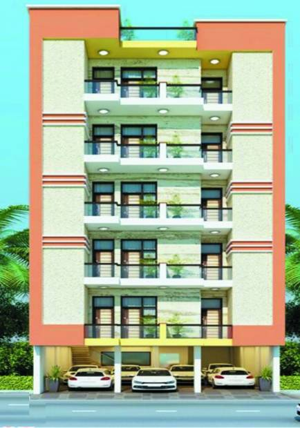 Images for Elevation of Kritak Metro Apartment