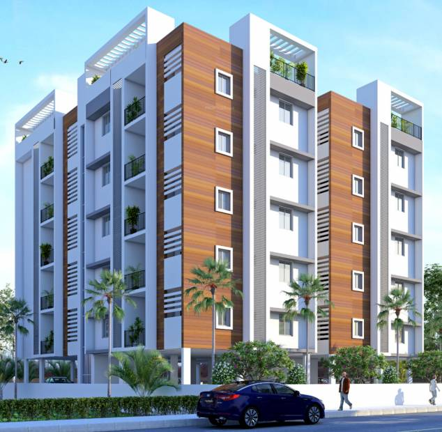 Images for Elevation of Star Lotus Apartments