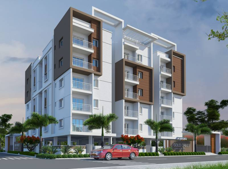 Images for Elevation of Fortune Green Gold Crest