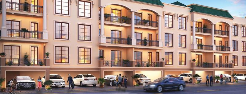Images for Elevation of Omaxe Metro City