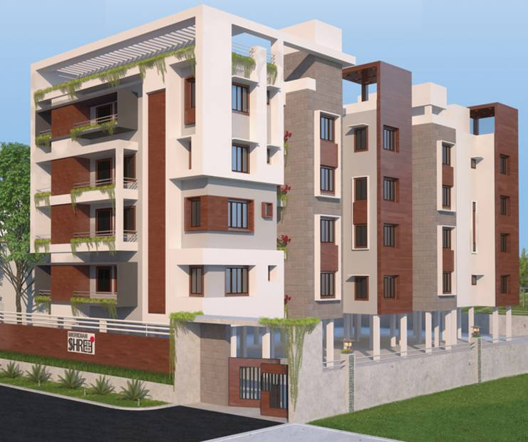 Images for Elevation of Meridian Shree