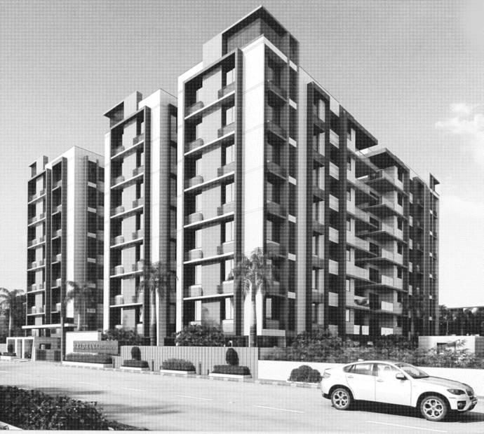 Images for Elevation of Jaydev Aradhana Residency
