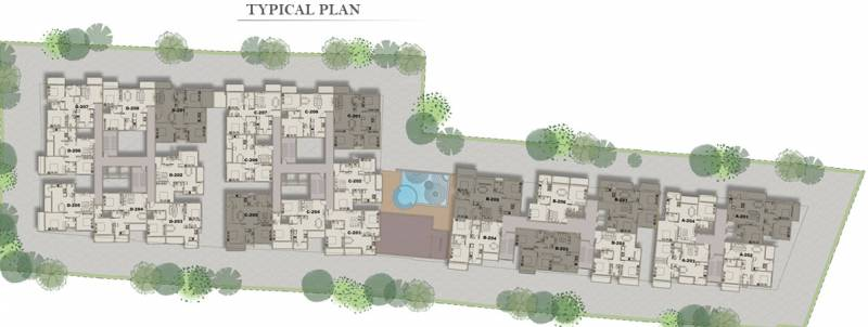 Images for Cluster Plan of Perody Classic