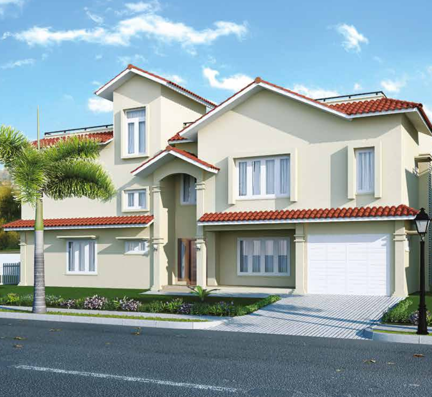 Luxury House in Bangalore - Buy Luxury Independent Villas for sale