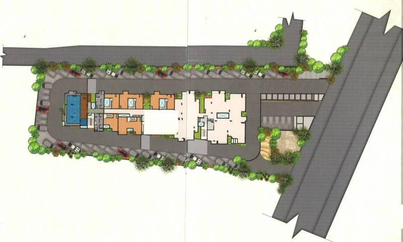homes Site Plan