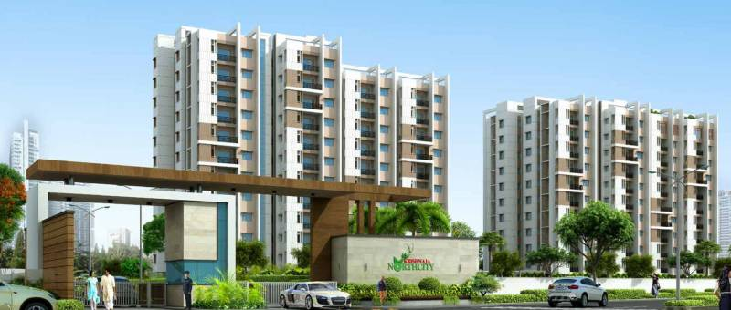 Images for Elevation of Krishnaja Northcity